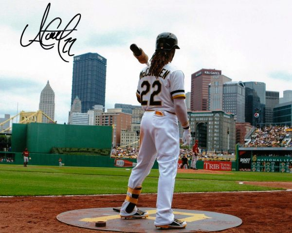 34. Andrew McCutchen size 11x14 photo