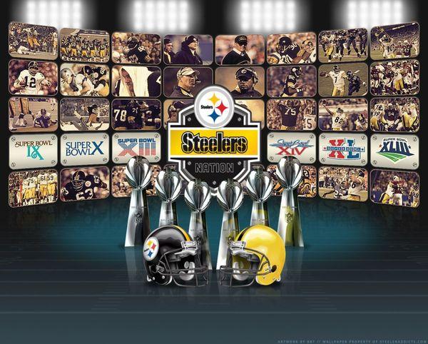 36. Pittsburgh Steelers 11x14 photo