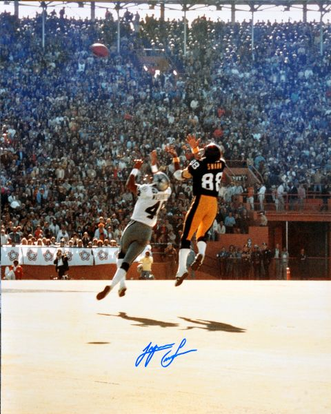 60. Lynn Swann size 11x14 photo