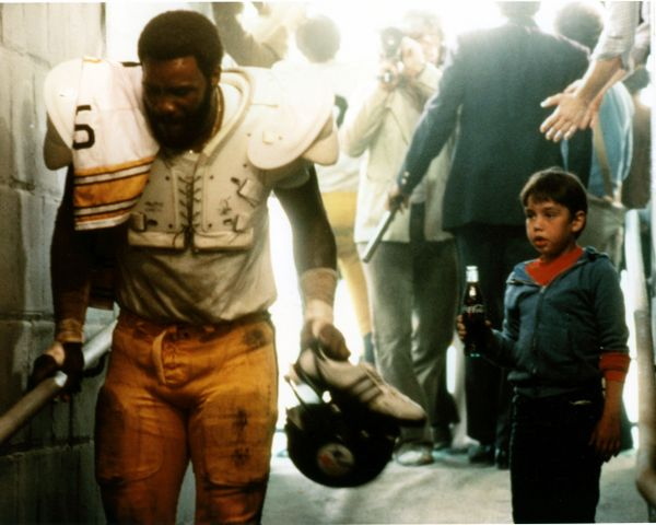 50. Joe Greene, Coca-Cola size 11x14 photo
