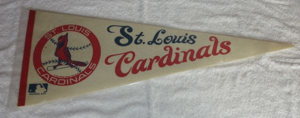 1969 St. Louis Cardinals full-size pennant