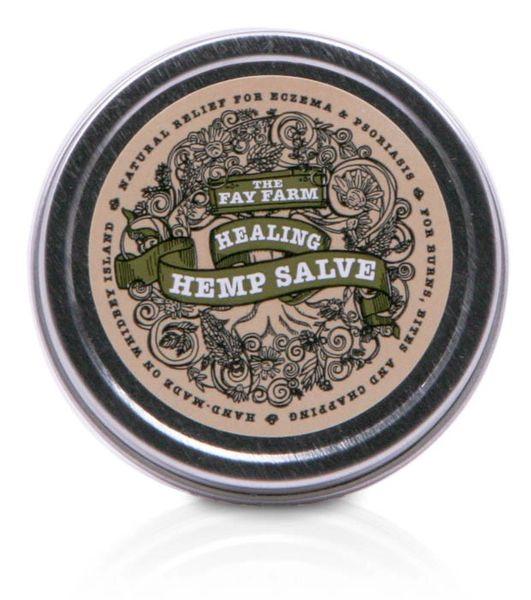 Healing Hemp Salve - 1.5 ounce