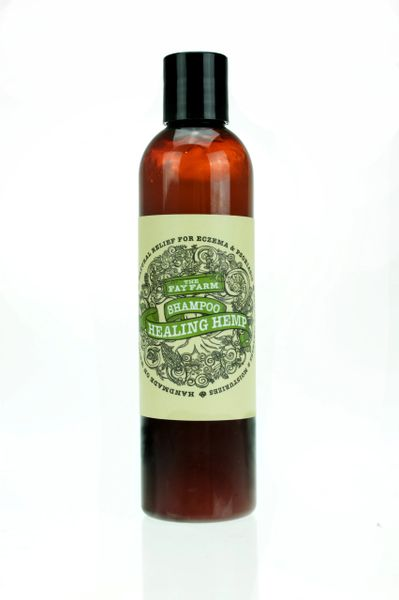 Healing Hemp Shampoo - 8.0 ounce