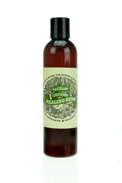Healing Hemp Conditioner - 8.0 ounce