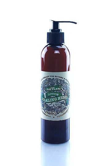 Healing Hemp Lotion