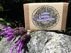 Detox Face & Body Bar - Lavender