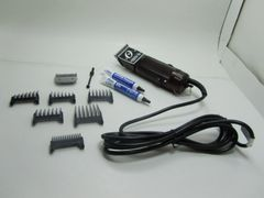 OSTER Classic 76 Hair Clipper Bundle - 2 items Brown Kit