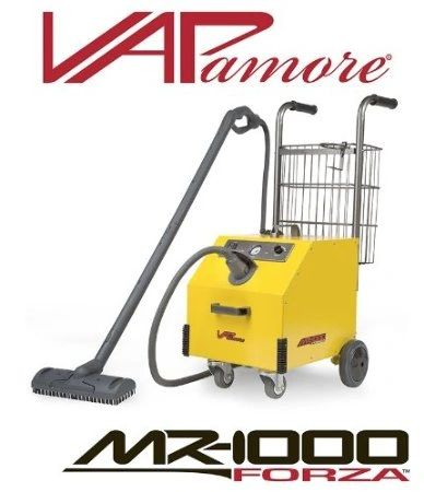 Vapamore MR-1000 Commercial Steam Cleaning System W/ accessories