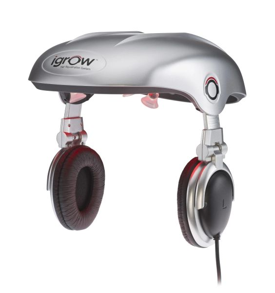 iGrow Laser LED Light Therapy Hair Regrowth Rejuvenation System