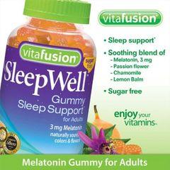 Vitafusion SleepWell 250 Gummies