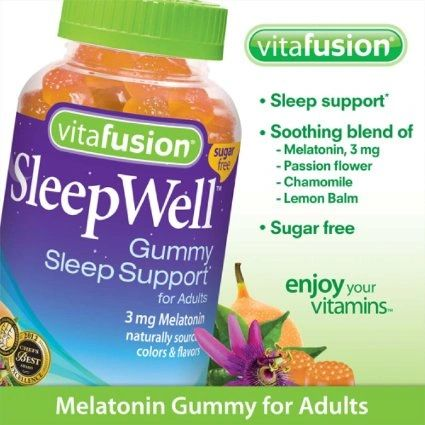 Vitafusion SleepWell 250 Gummies