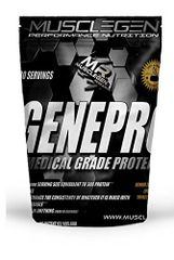 Musclegen Research – Genepro Medical Grade Protein – 30 Servings 11.8 oz