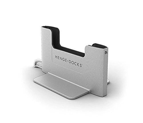 Henge Docks Vertical Docking Station for the 13-inch MacBook Pro with Retina Display, Metal Edition