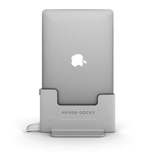 Henge Docks Vertical Docking Station for 15-inch MacBook Pro with Retina Display, Metal Edition