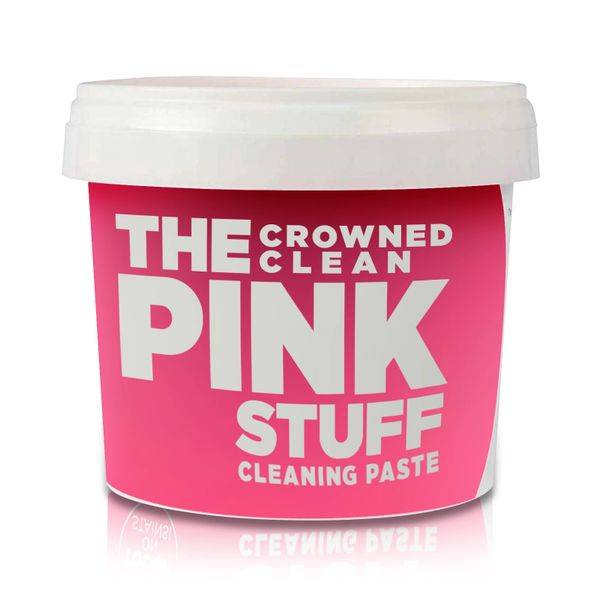 crowned clean cleaning paste