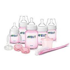 Philips AVENT Classic Newborn Gift Set Pink