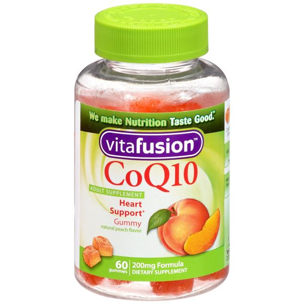 Vitafusion CoQ10 Gummy Vitamins 200 Mg 60 Count
