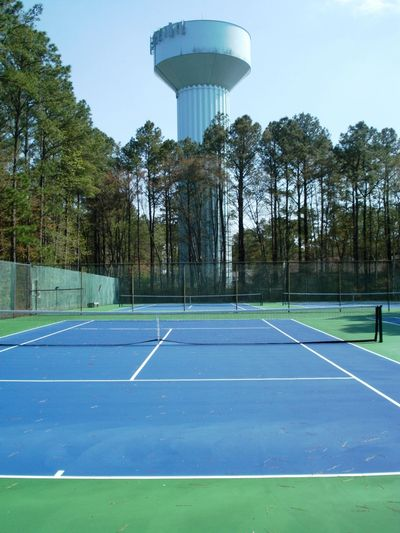 Bayside Tennis Club, adjacent to South Bethany water tower on Kent Avenue in Bethany Beach, DE.