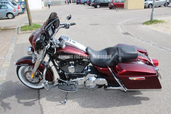 ROAD KING DOUBLE DIN BATWING 94-16