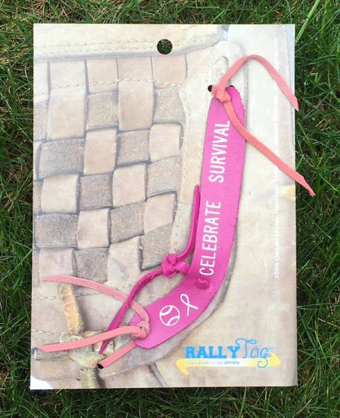 Celebrate Survival - Breast Cancer Awareness RallyTag®