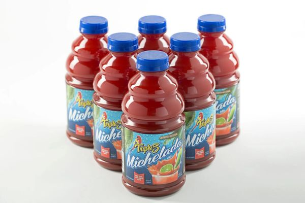 5. 6 Pack 32oz Bottles