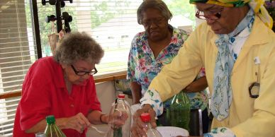Activity Centers serve as community focal points for seniors 60+ and older.