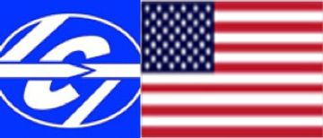 Lumenite® Logo And U.S.A. Flag