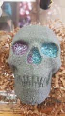 Lunacy Skull jelly body treatment Bath Bomb