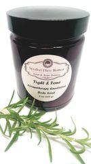 Tight & Tone aromatherapy emulsifed body scrub