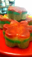 Oz Luffa Aromatherapy Luffa glycerine soap