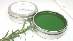 Rub Aromatherapy Head Relief balm