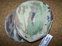 PATROL CAP, OCP MULTICAM CAMO, SIZE 7 1/2, U.S. ISSUE