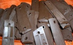 M-1911 GRIPS, BROWN PLASTIC