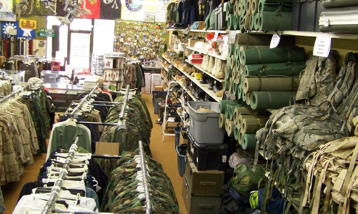 91f67a888b A M Surplus Military Store