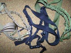 RIFLE SLING, 1-POINT