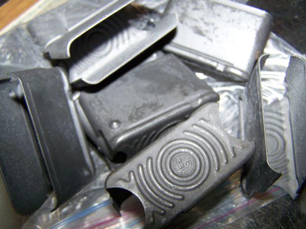 M-1 GARAND CLIPS