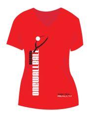 Women's OW6 Neon Red