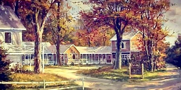 The Pheasant Run Motor Inn, by Ron Goyette.