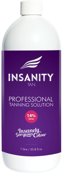 Professional Tanning Solution 14%
