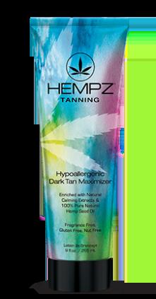 Hempz Hypoallergenic Dark Tan Maximizer