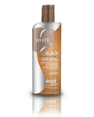 White 2 Black Natural Bronzer