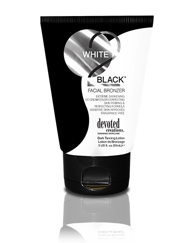 White 2 Black: Facial Bronzer™