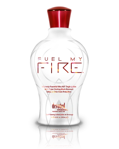 Fuel My Fire™ Intensely Powerful Ultra HOT Tingle Lotion