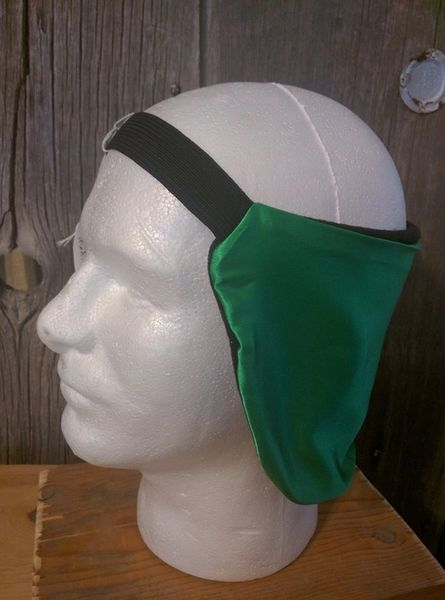 Cowboy ear warmer - Green