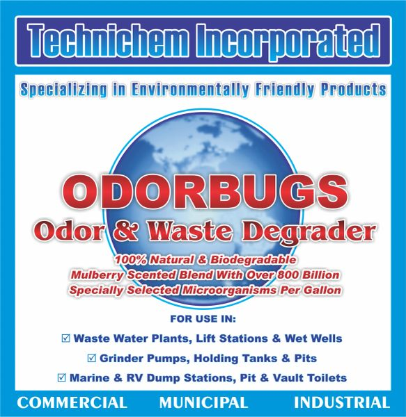 Odorbugs Odor & Waste Degrader *Mulberry Scented