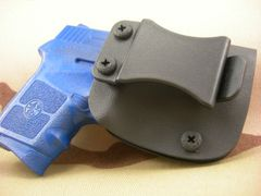 S&W Bodyguard 380 w Factory Laser Bandit Holster