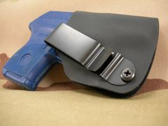 Ruger LCP 380 Gambler Holster