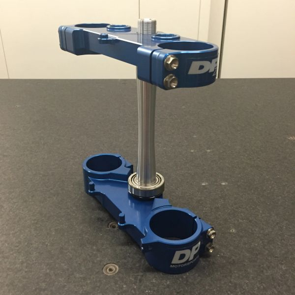 2013-2018 KXF 250/450 21.5 MM OFFSET CLAMP-BLUE