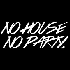 AL No House, No Party Shirt