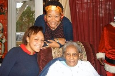 Three Generations of Wise Women